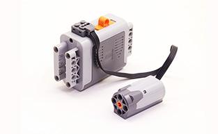レゴモーター/バッテリー