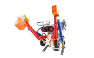 車型ドラムロボット