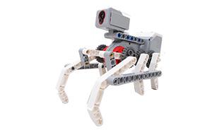 カニ虫ロボット